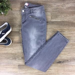 CAbi Jeans - CAbi   Gray Wash Skinny Jeans Style 5167 SIze 8